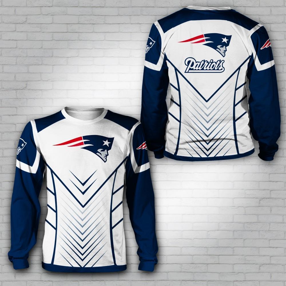 Patriots hoodie 3d - sweatshirt 3d