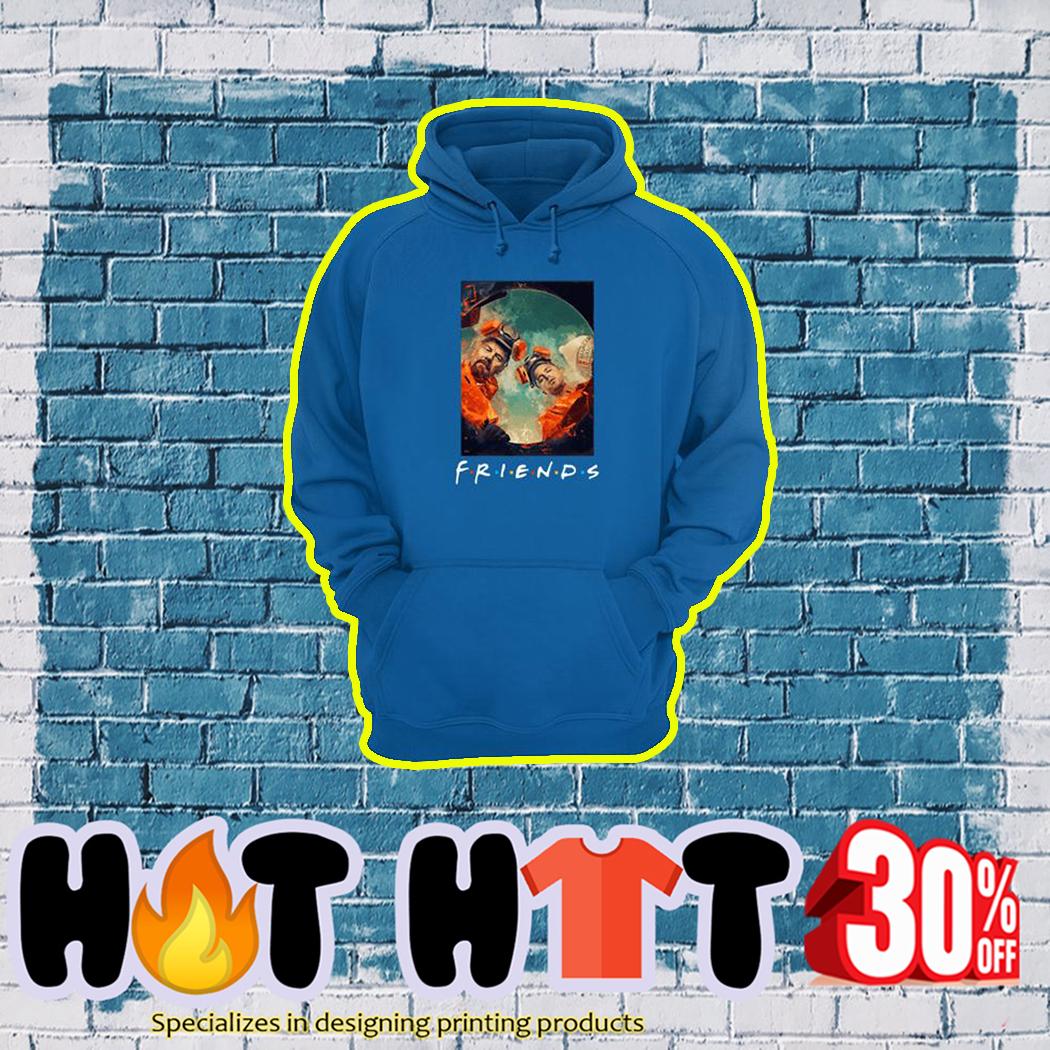 Breaking Bad Friends hoodie