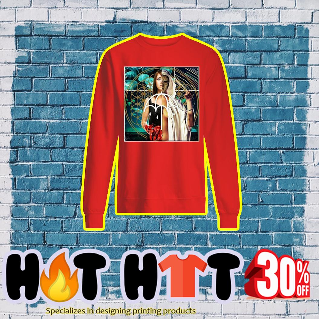 Bring Me the Horizon All The Albums sweatshirt