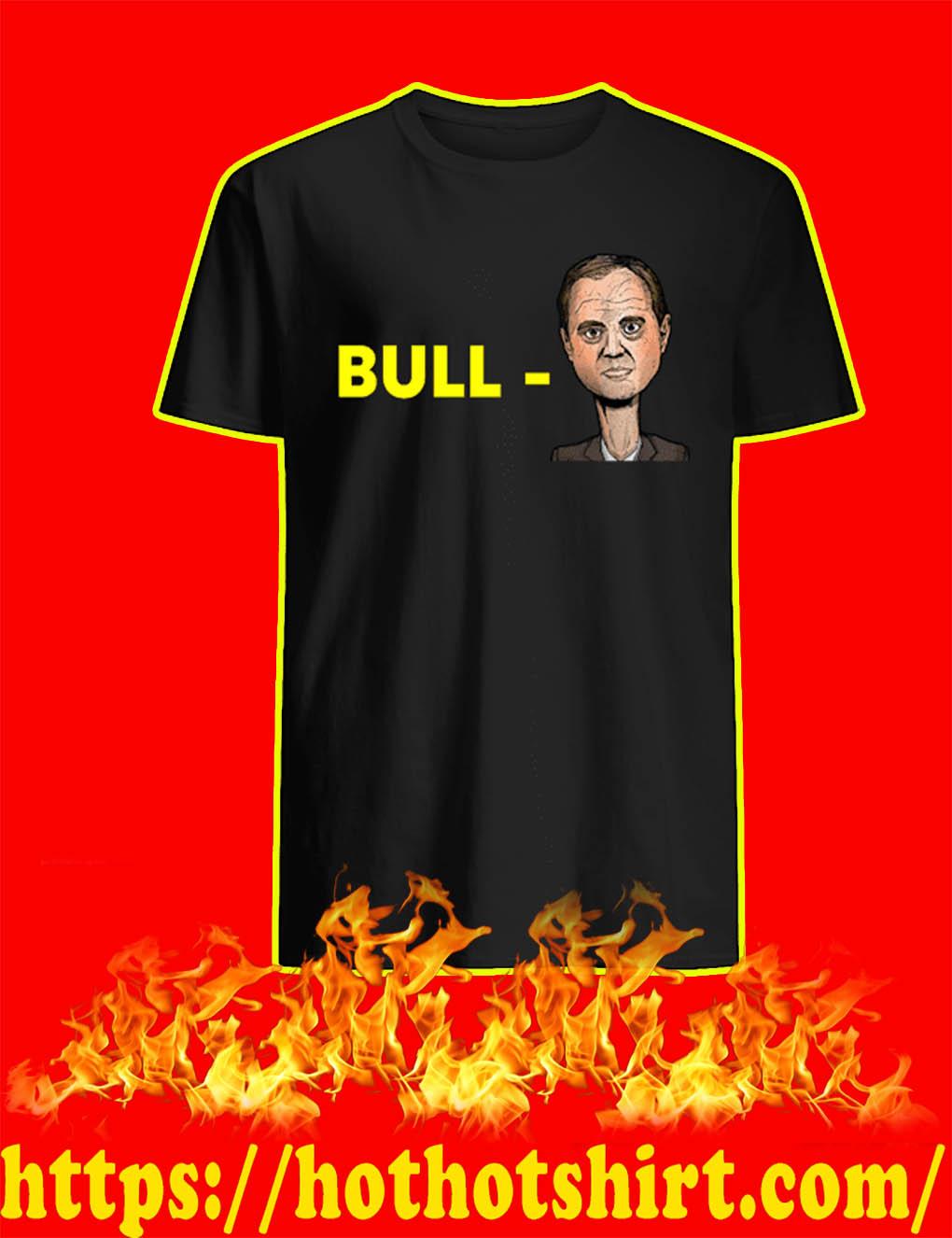 Bull-Schiff shirt
