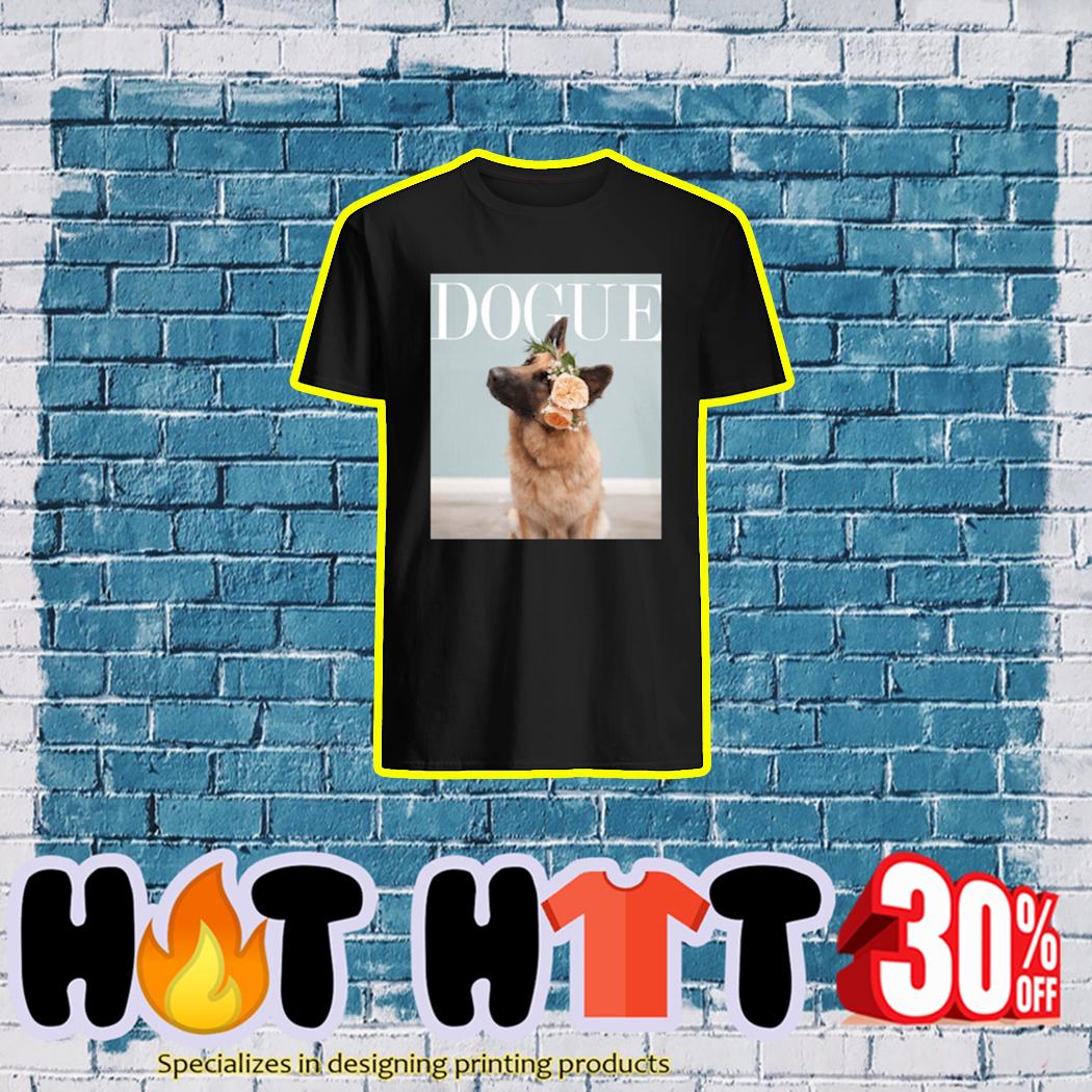 German Shepherd Dogue shirt