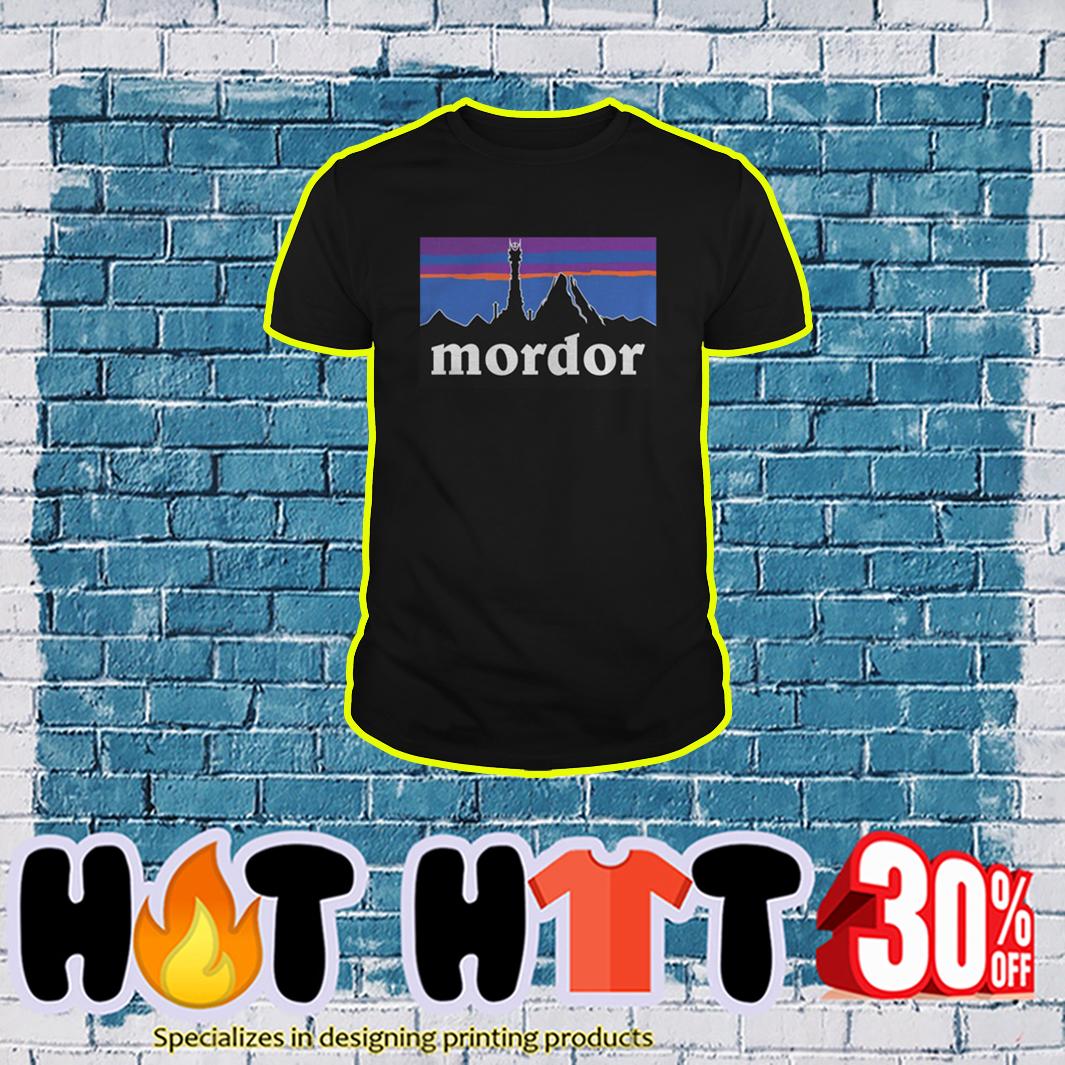 Mordor shirt