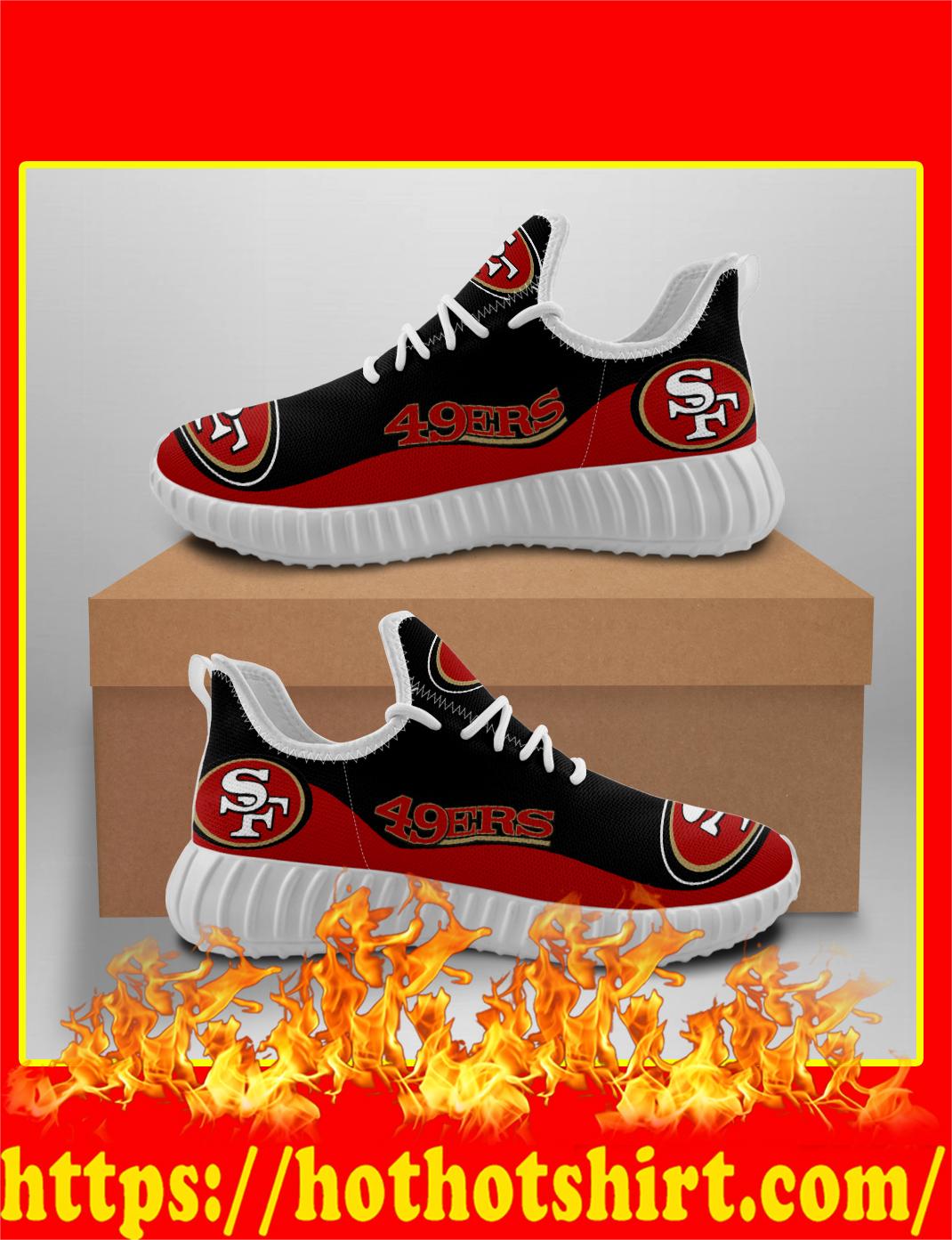San Francisco 49ers Sneakers