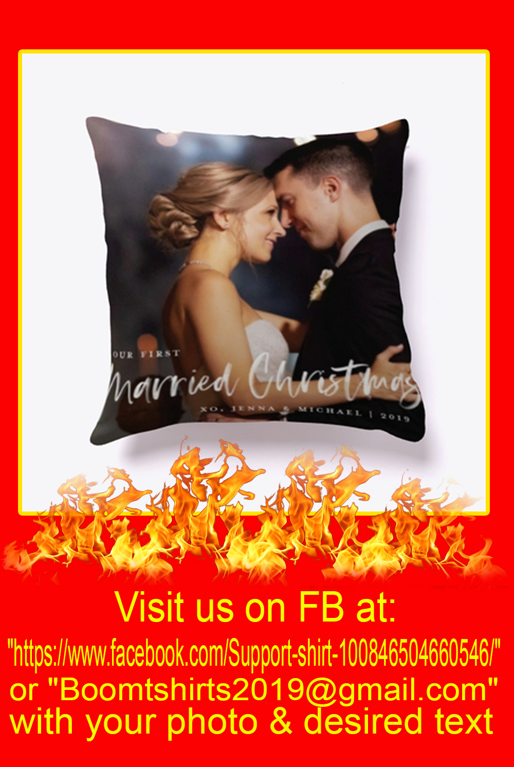 Custom Memory Pillowcase-picture 1