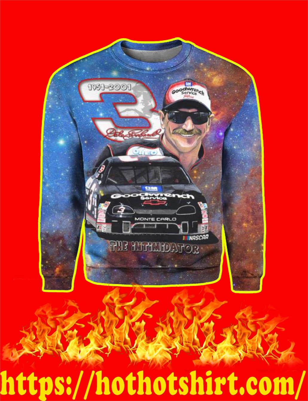 Dale Earnhardt The Intimidator 3D Sweatshirt