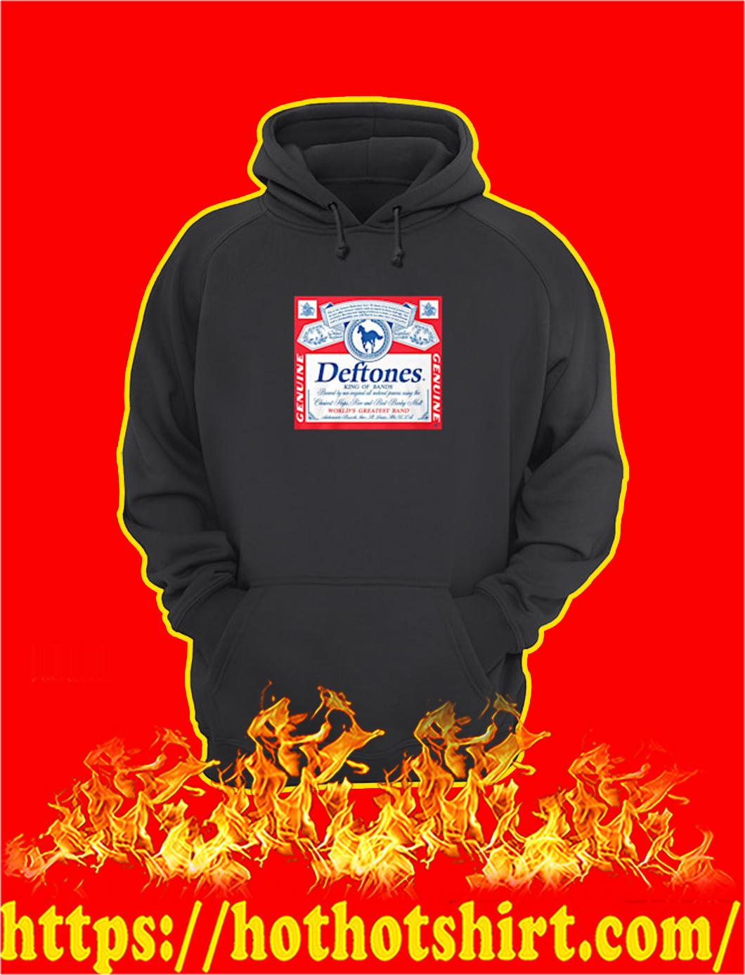 Deftones King Of Bands hoodie