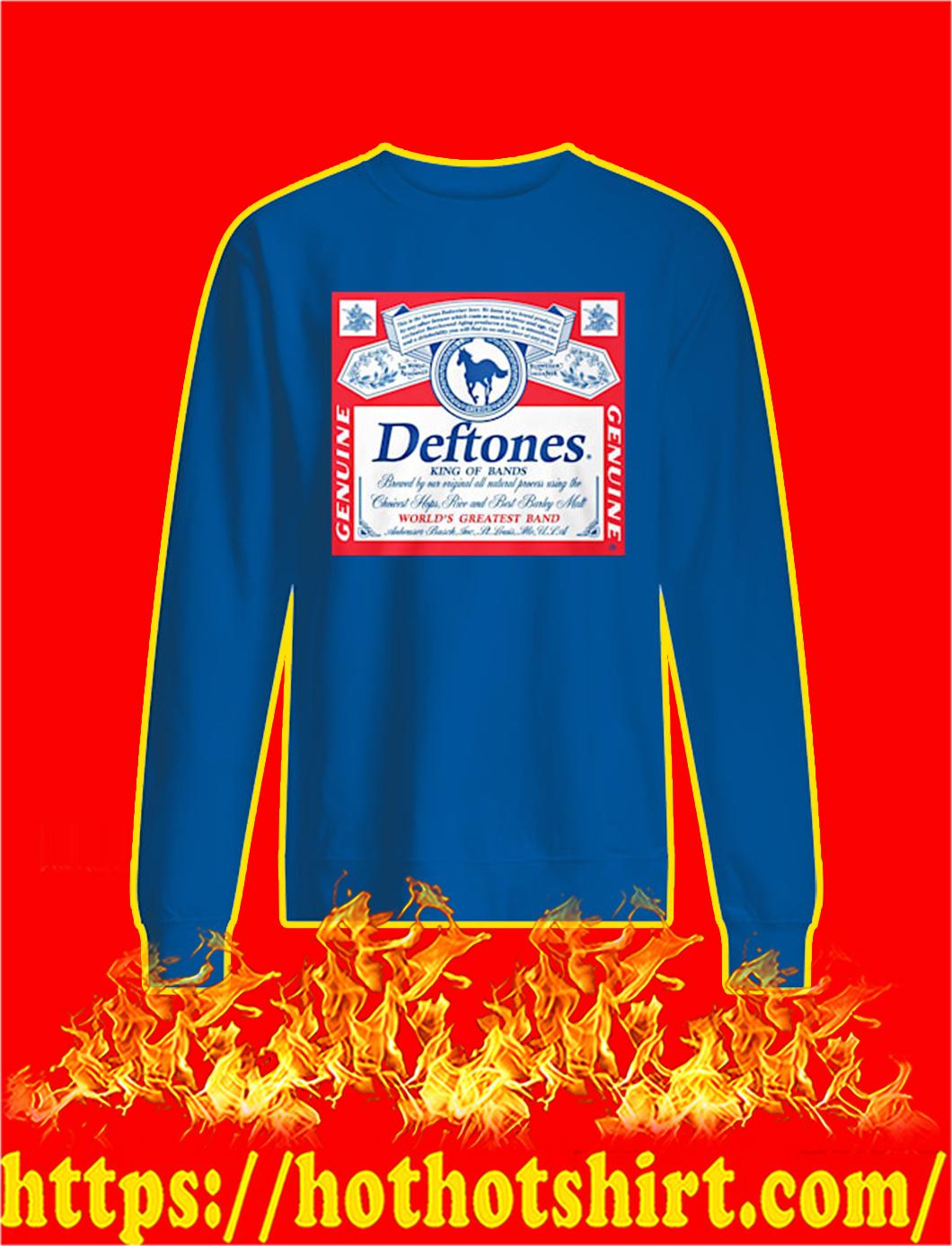 Deftones King Of Bands sweatshirt