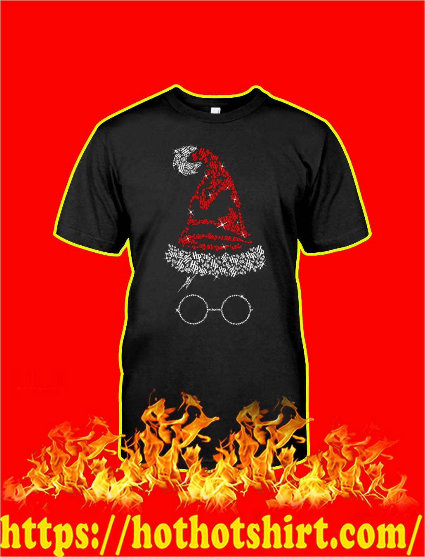 Harry Potter Santa Hat Christmas shirt
