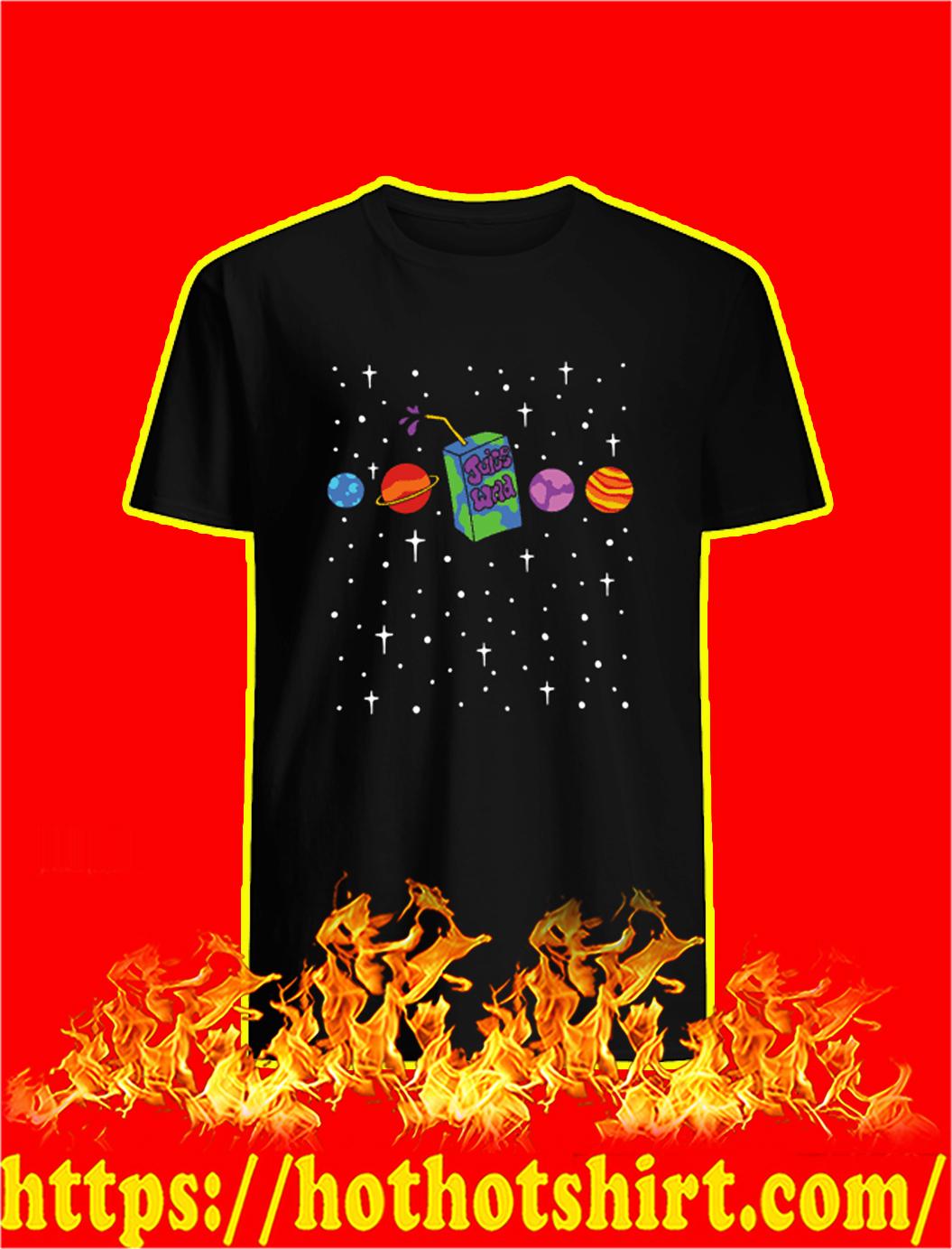 Juice Wrld Galaxy shirt