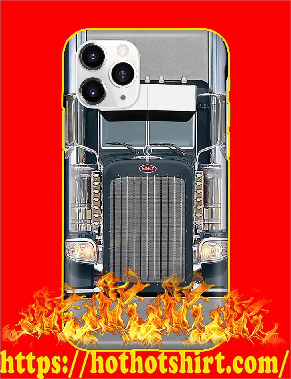 Peterbilt Truck Phone Case- iphone 11 pro