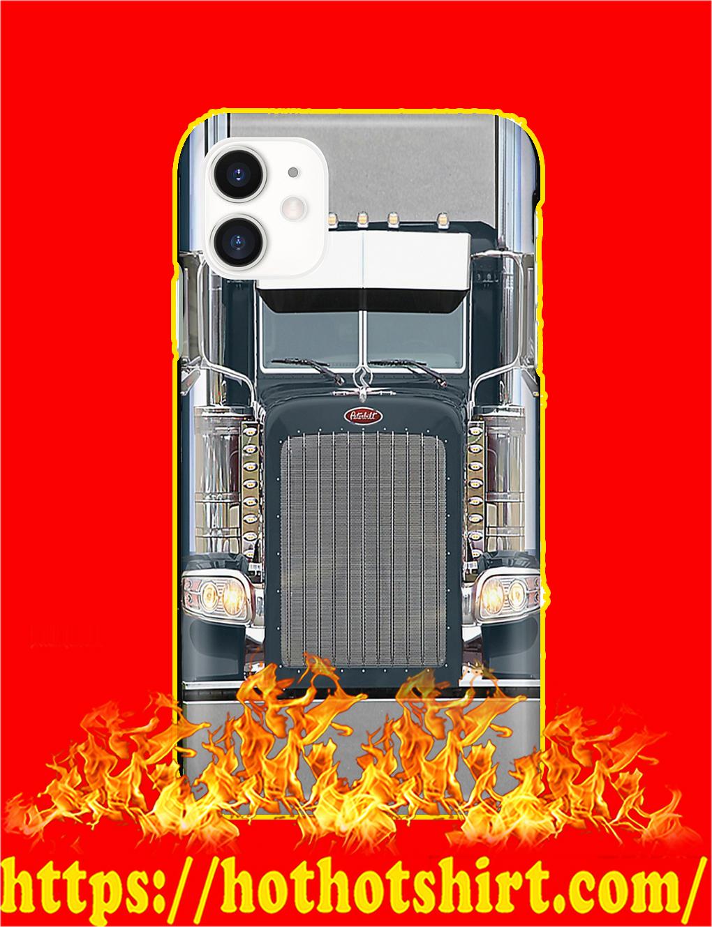 Peterbilt Truck Phone Case- iphone 11