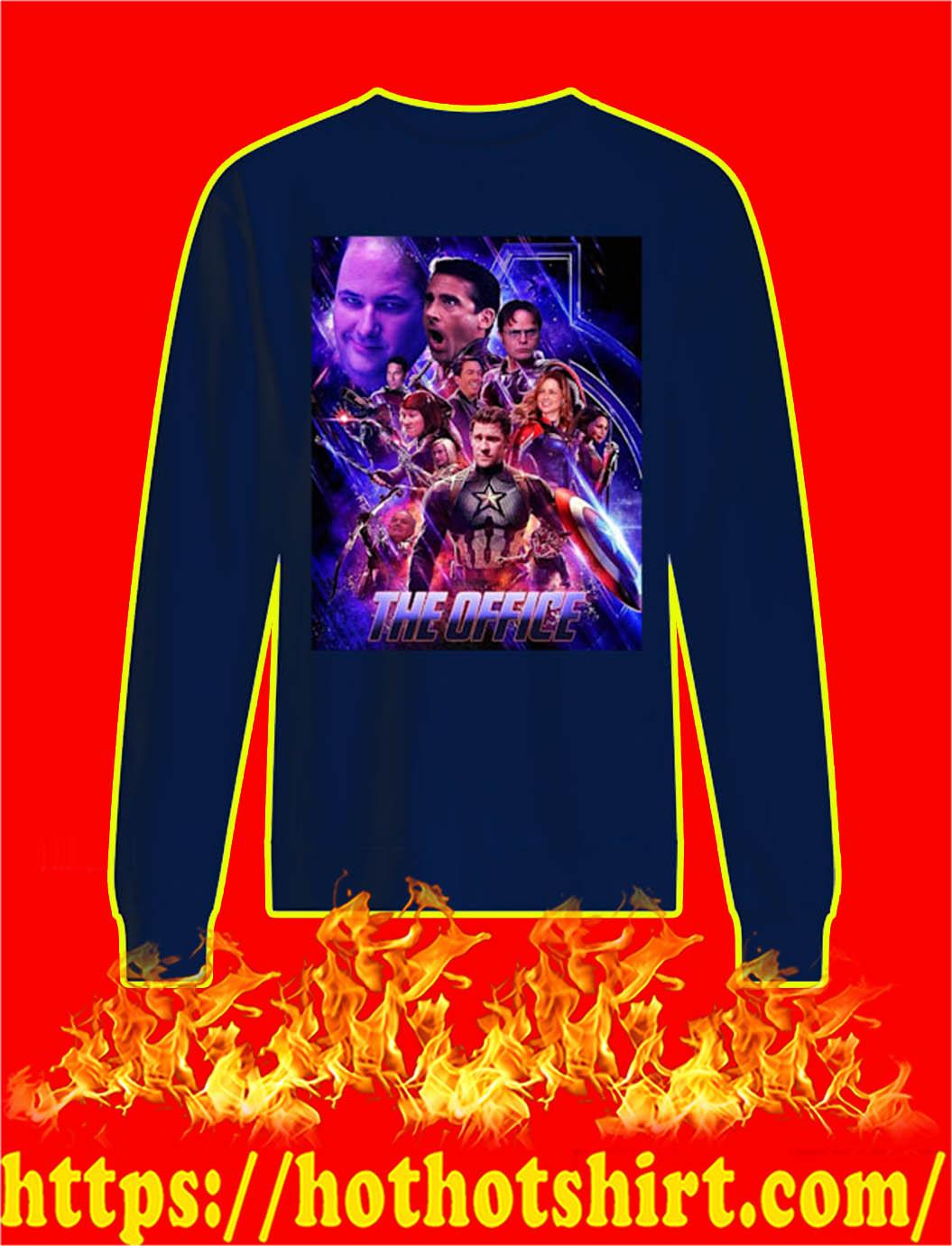 The Office Avengers Endgame Sweatshirt