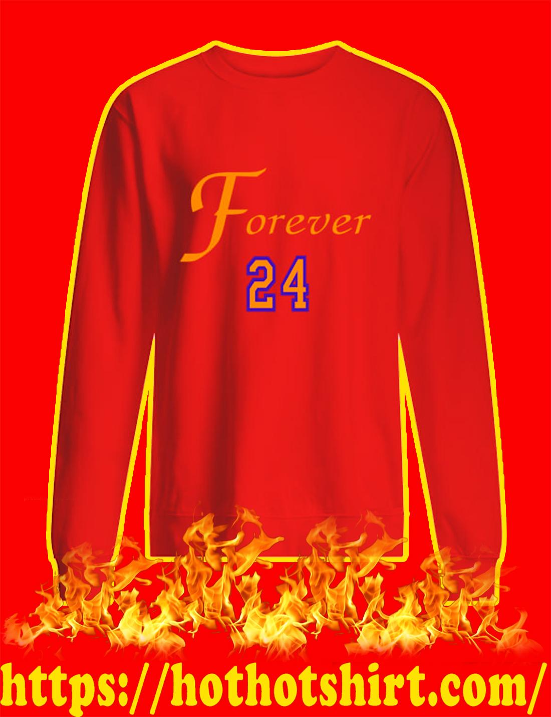 Rip Kobe Bryant Forever 24 sweatshirt