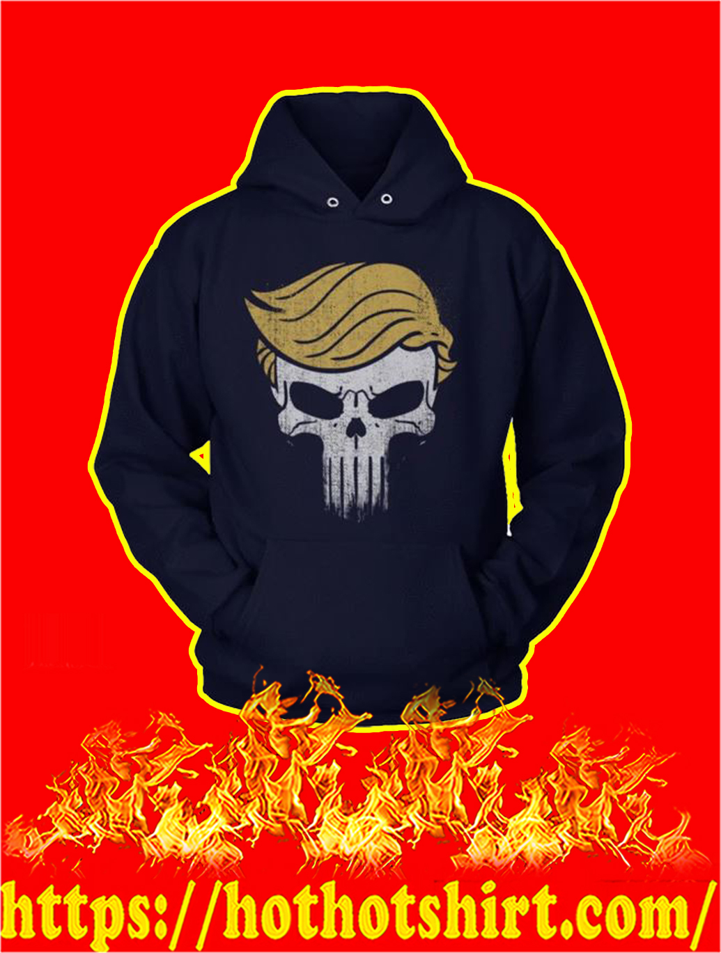 Trump Punisher hoodie