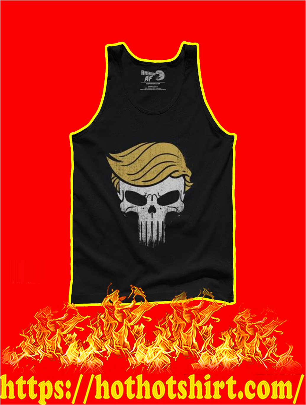 Trump Punisher tank top