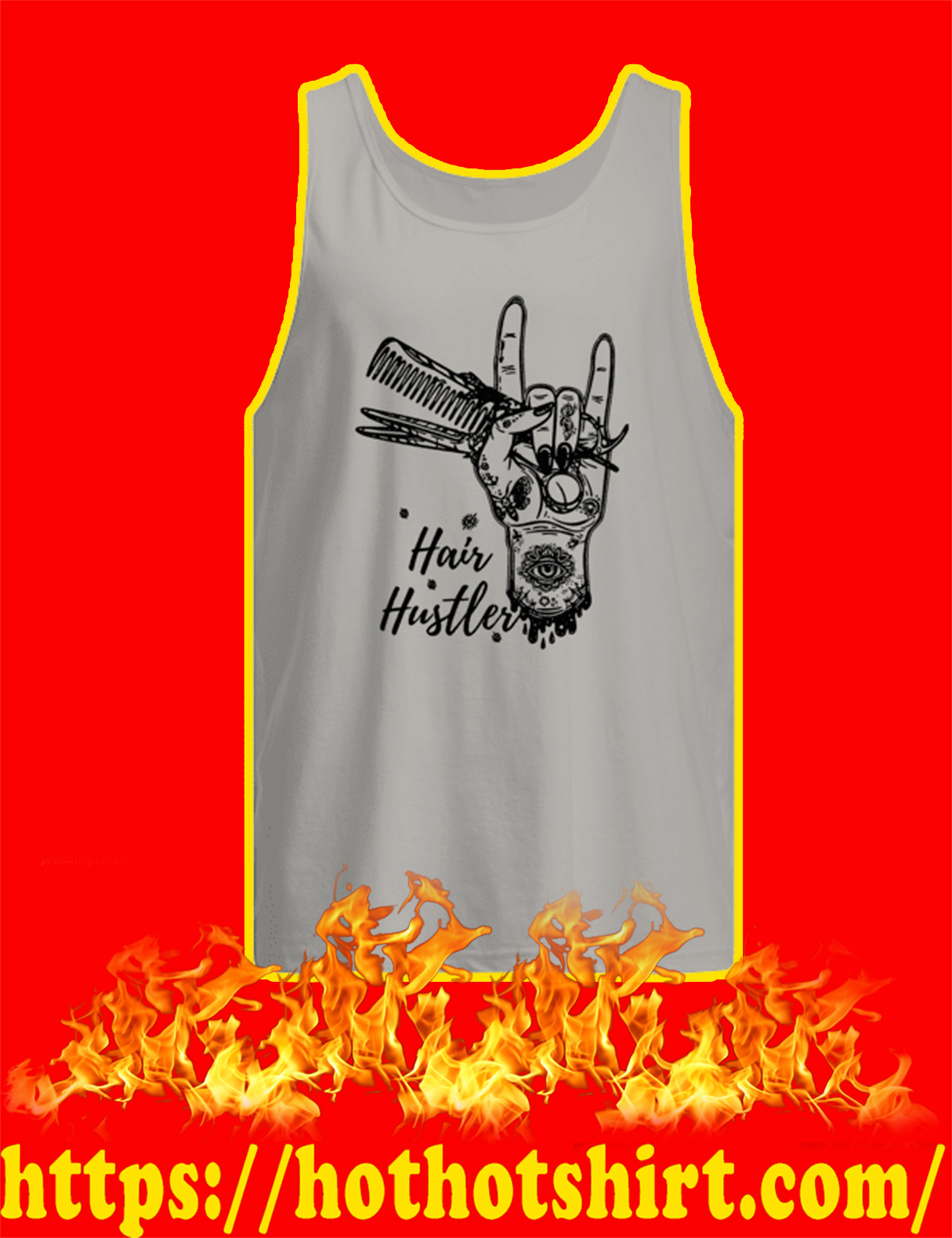 Hair Hustler Tank Top