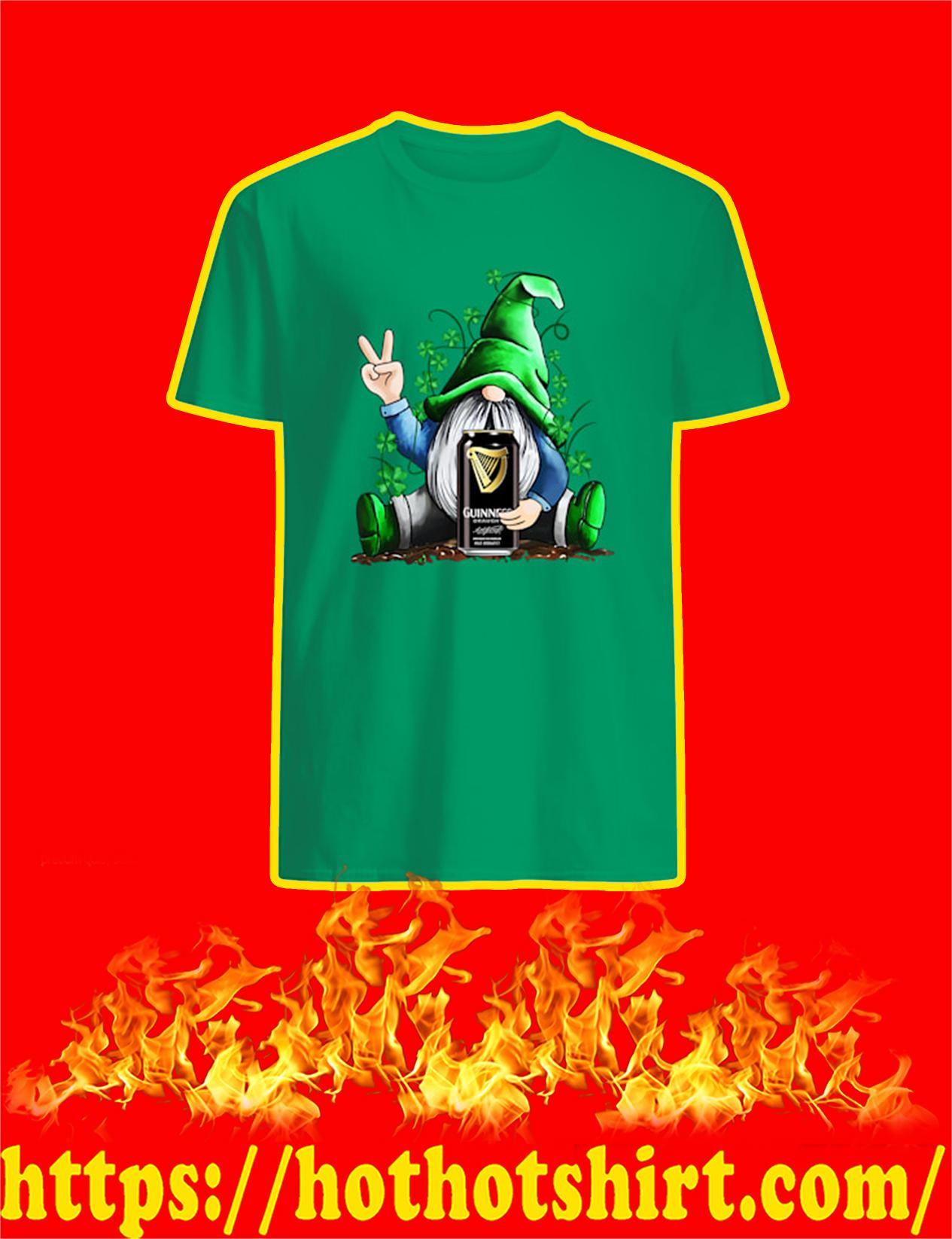 Irish Gnome Hug Guinness St Patrick's Day Shirt