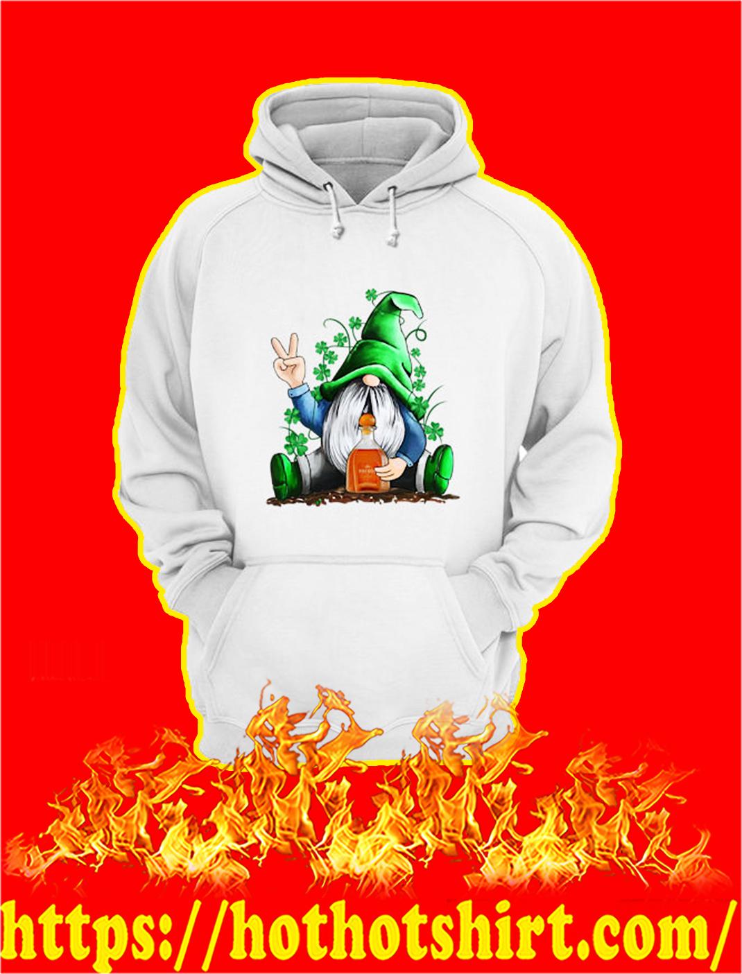 Irish Gnome Hug Patron St Patrick's Day hoodie