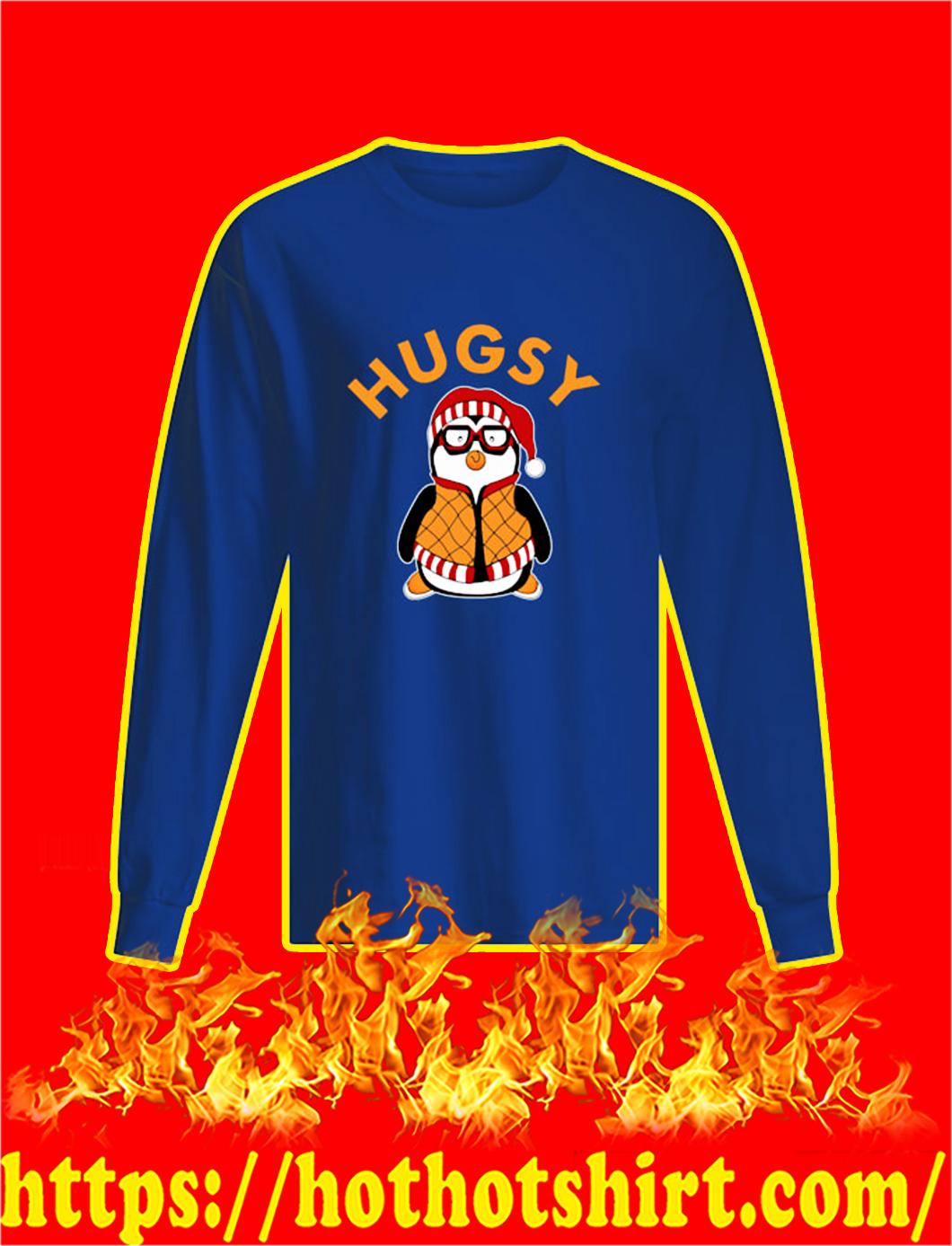 Joey's Hugsy Friends longsleeve tee