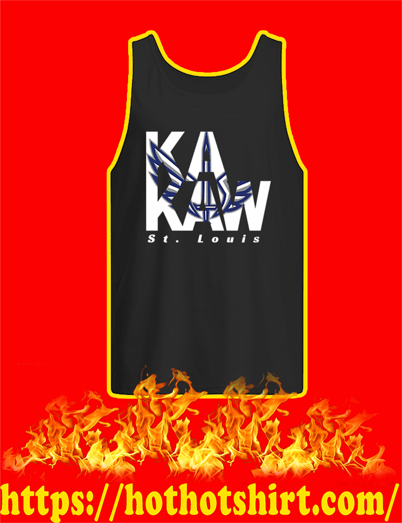 Kaw St Louis Tank Top