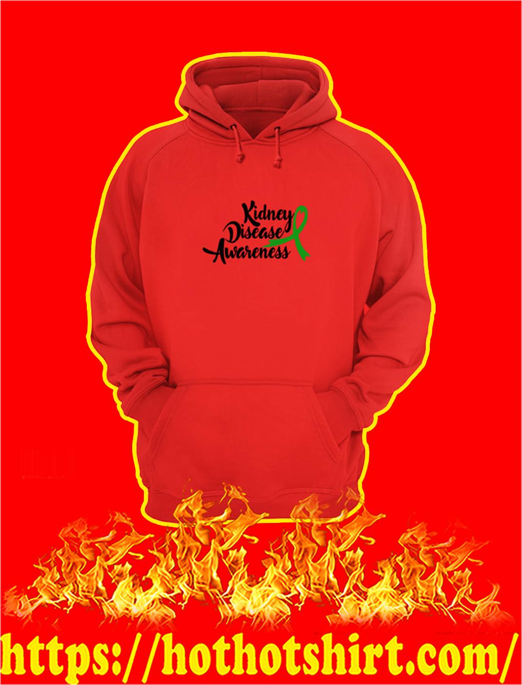Kidney Disease Awareness hoodie