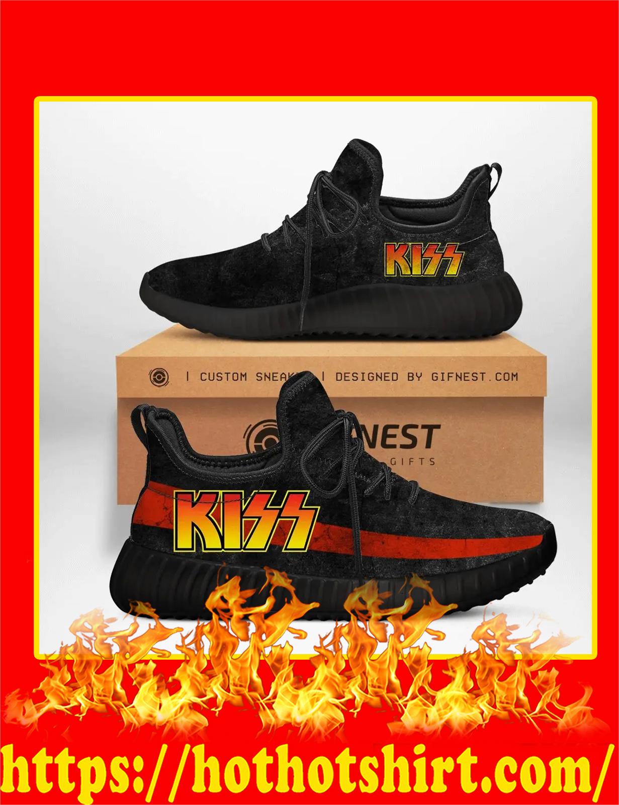 NEW Kiss Rock Yeezy Sneaker