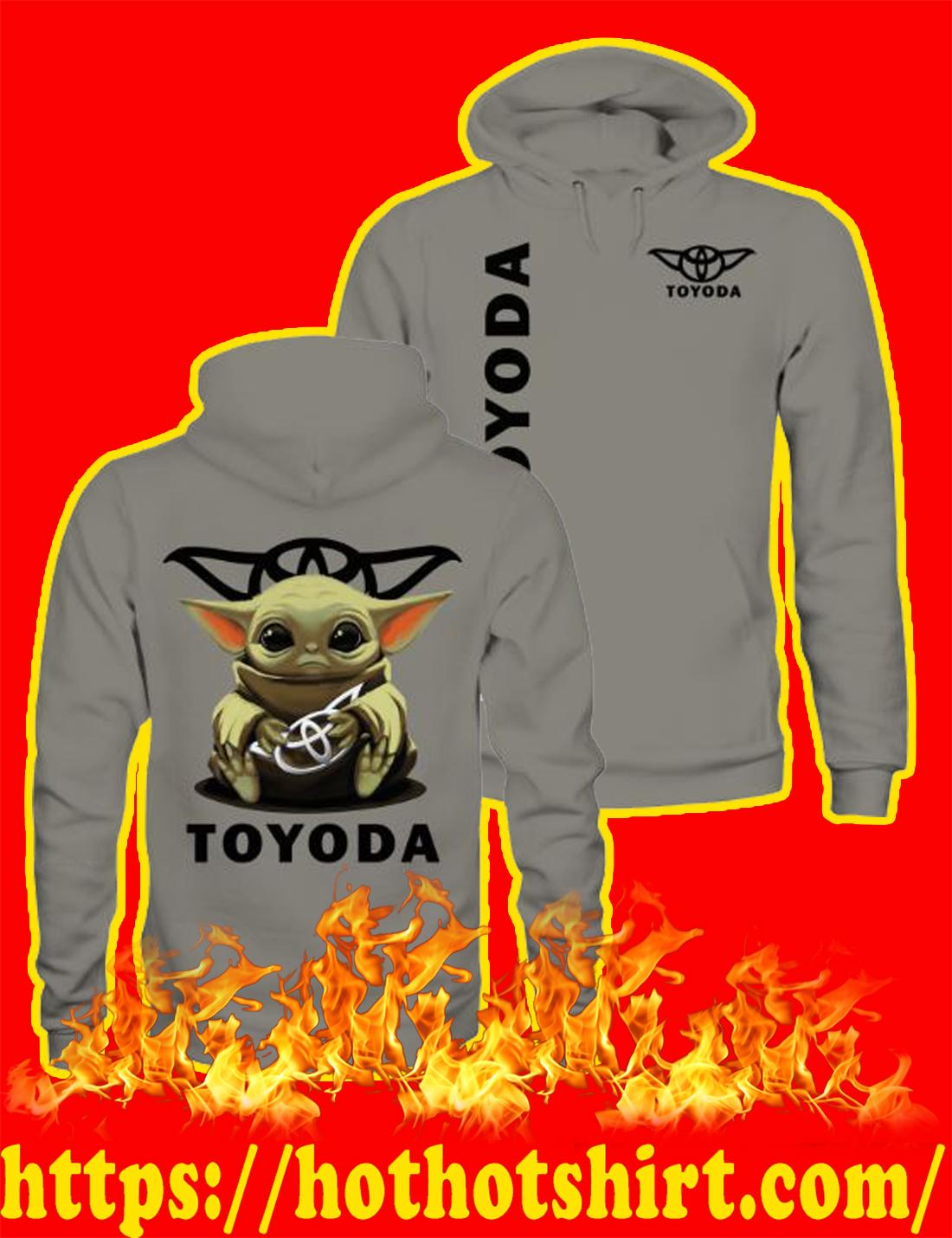 Toyoda Hoodie-darkgrey