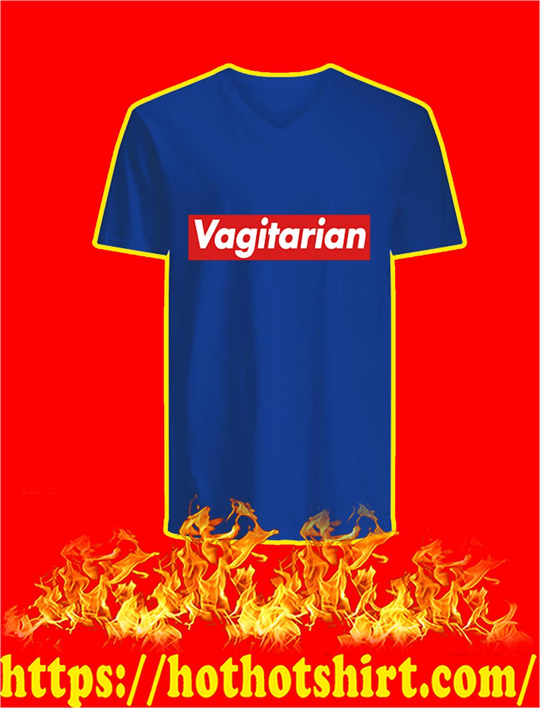 Vagitarian Supreme Parody Shirt