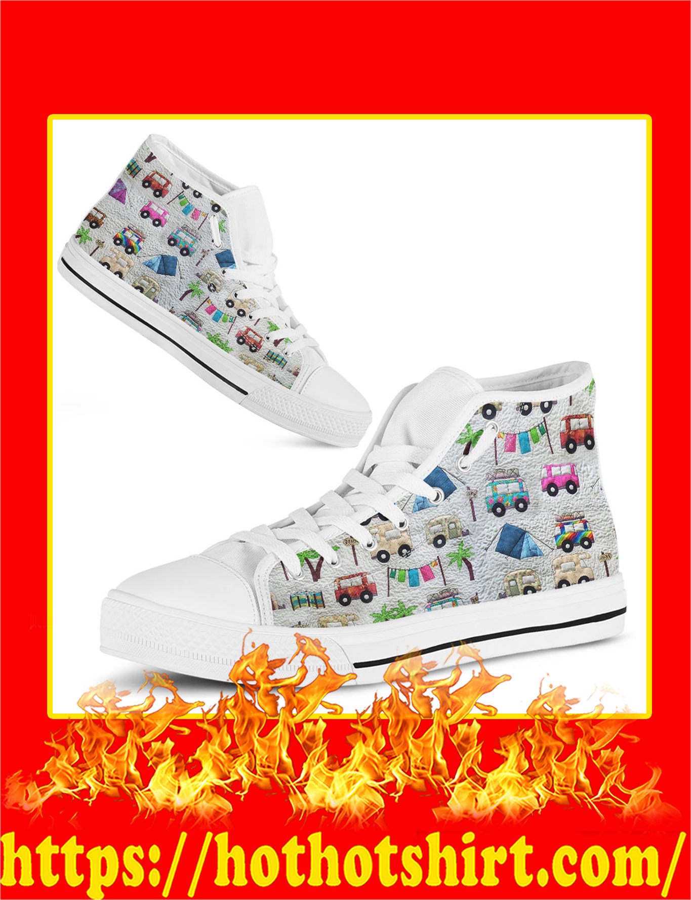 Camper High Top Shoes - Pic 3