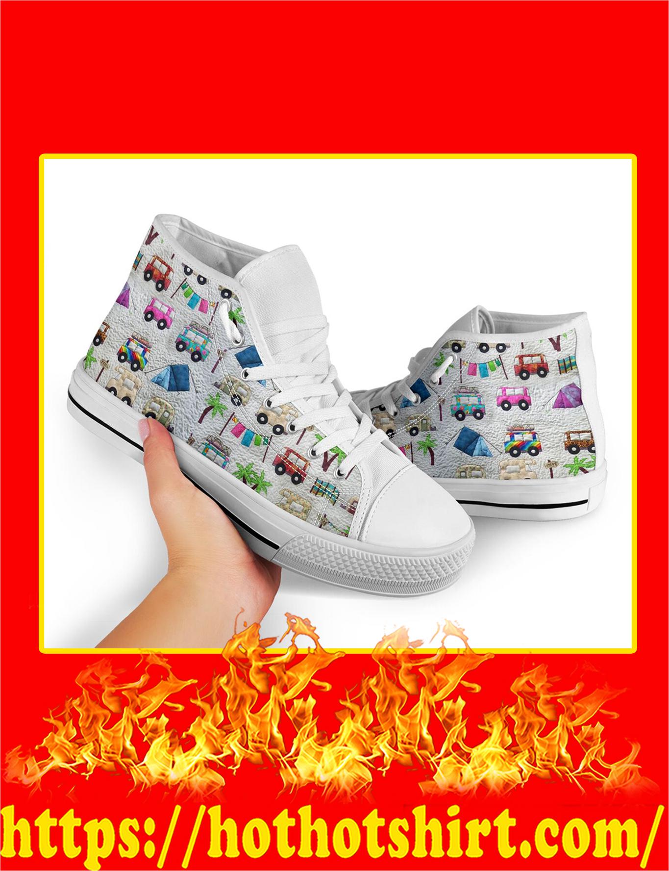 Camper High Top Shoes