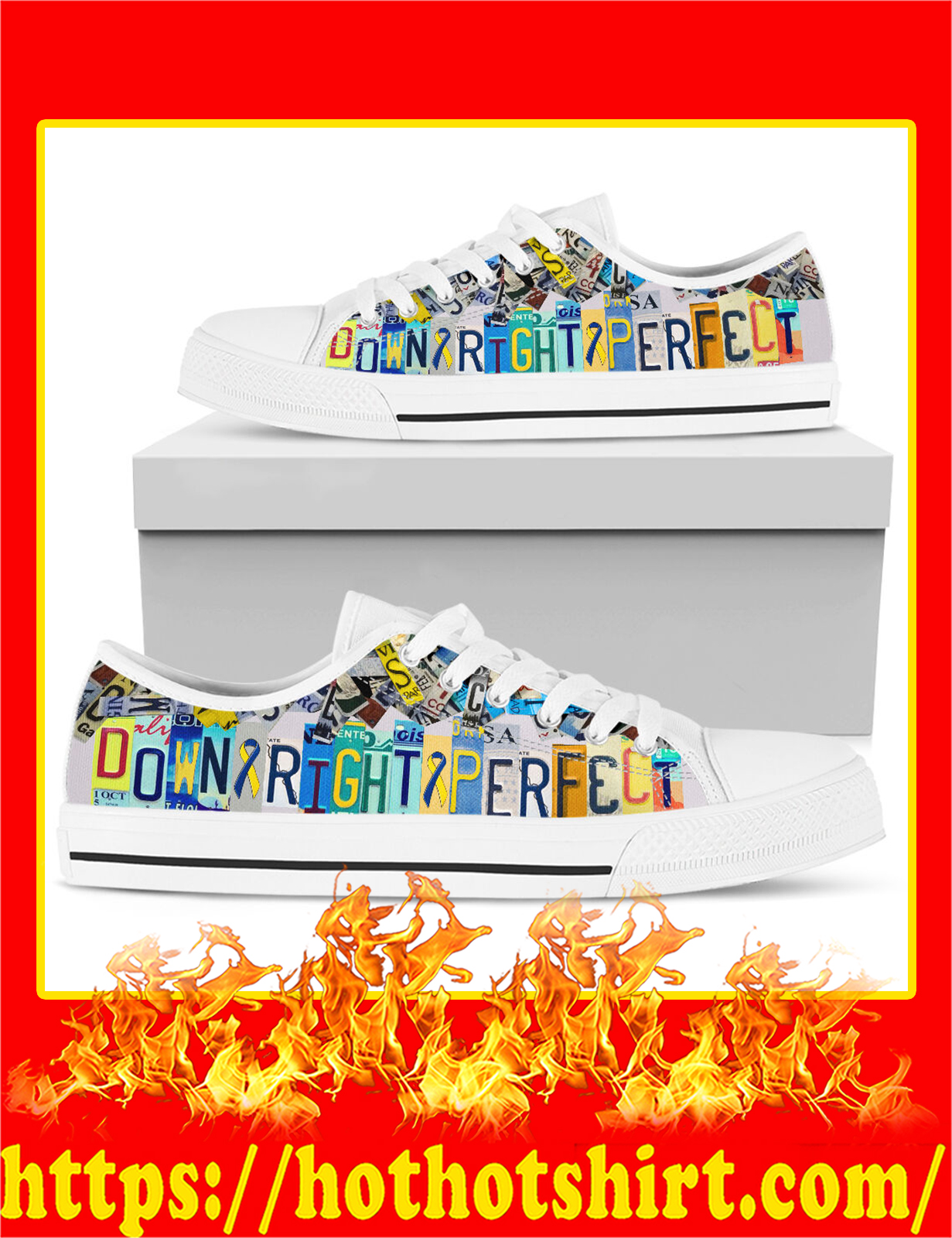 Down Right Perfect Low Top - Pic 1