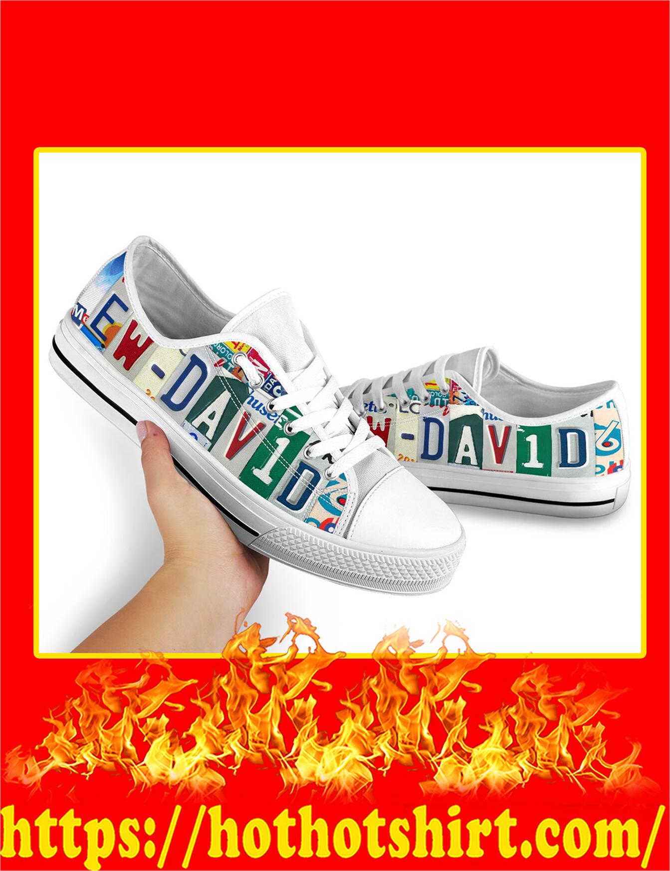 Ew David Low Top Shoes - Pic 2