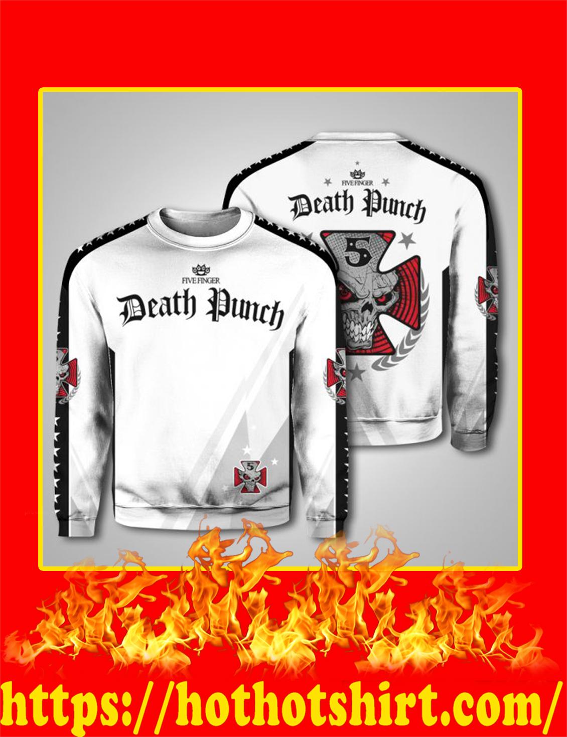 Five Finger Death Punch 3d sweatshirt