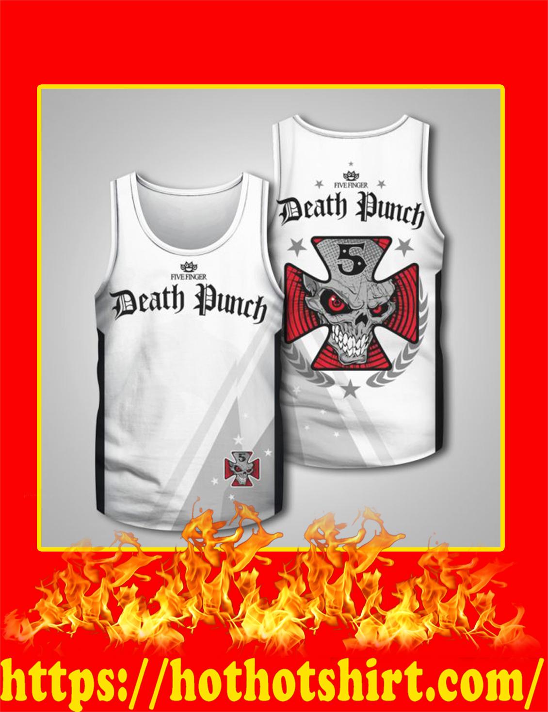 Five Finger Death Punch 3d tank top