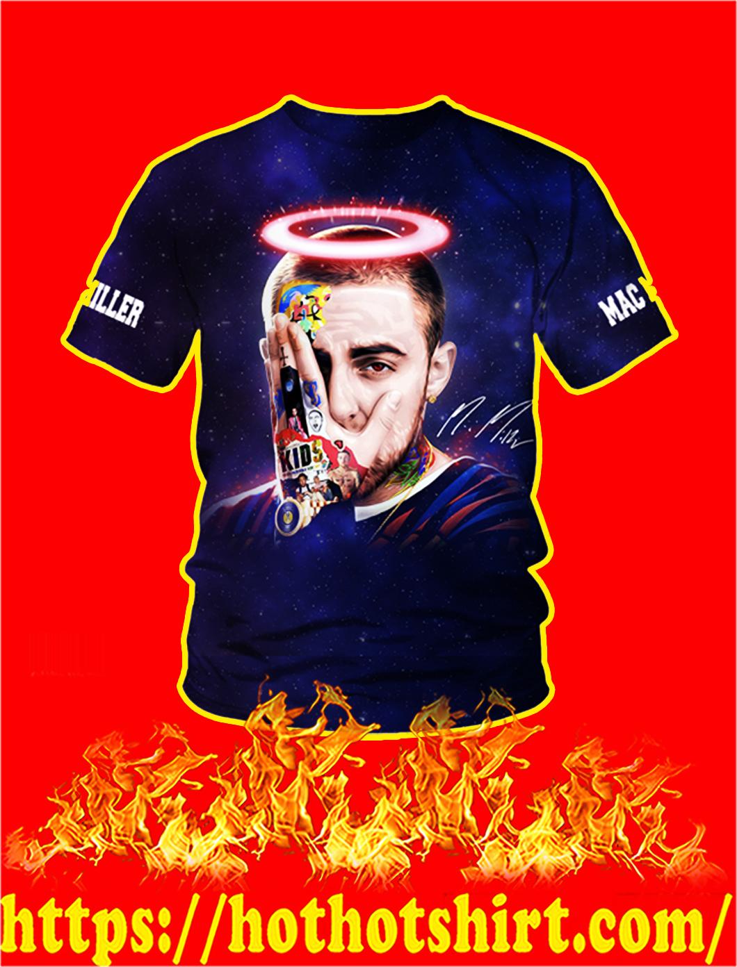 Mac Miller Full Over Print shirt