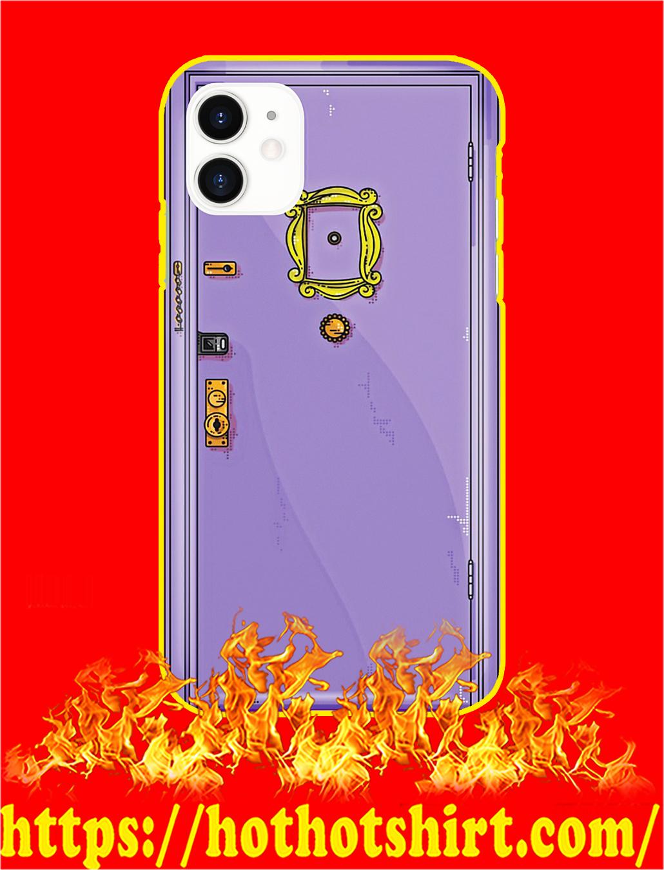 Monica Purple Door Phone Case- iphone 11