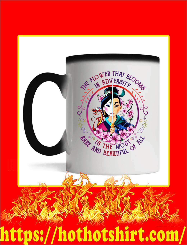 Mulan The Flower That Blooms In Adversity Mug- magic mug