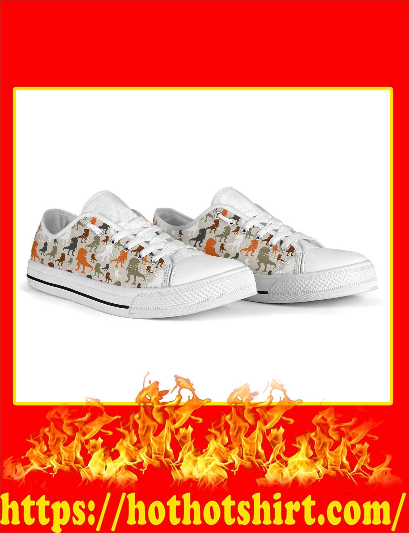 T Rex Low Top Shoes - Pic 1