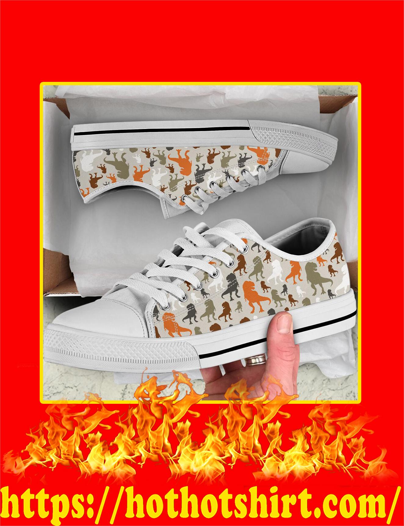 T Rex Low Top Shoes - Pic 3