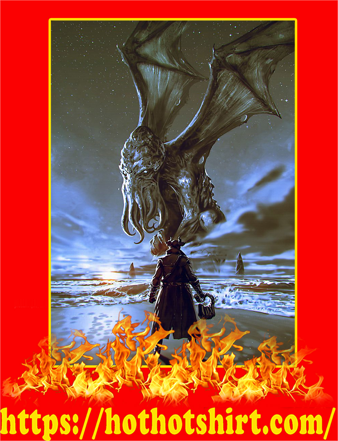 The Call of Cthulhu Poster - A3