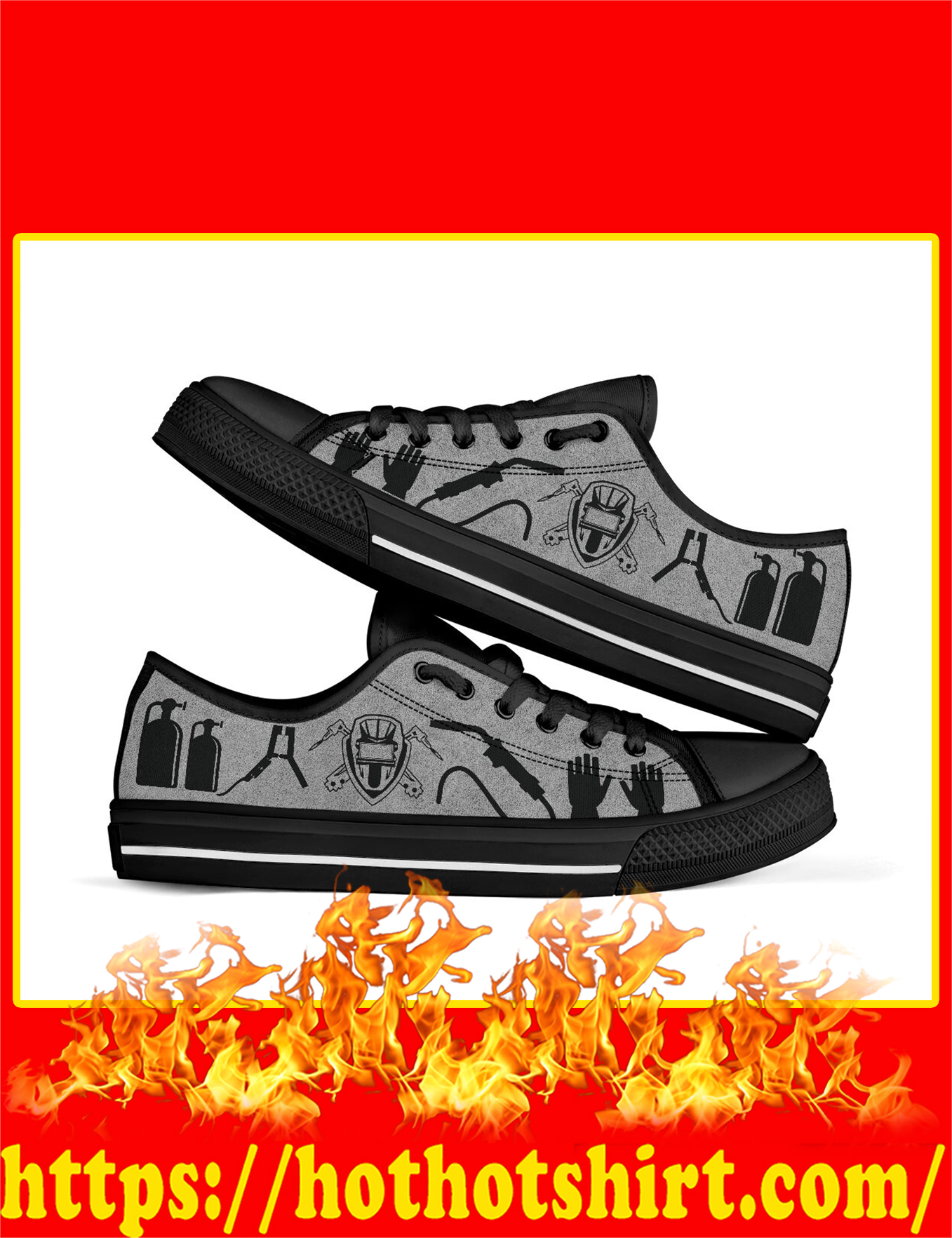 Welder Low Top Shoes - Pic 4