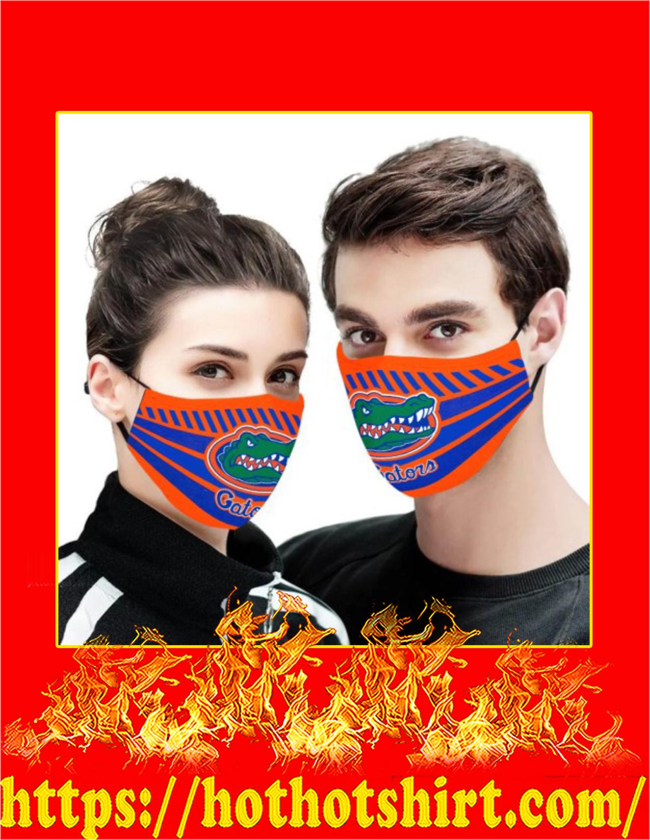 Florida Gators face mask