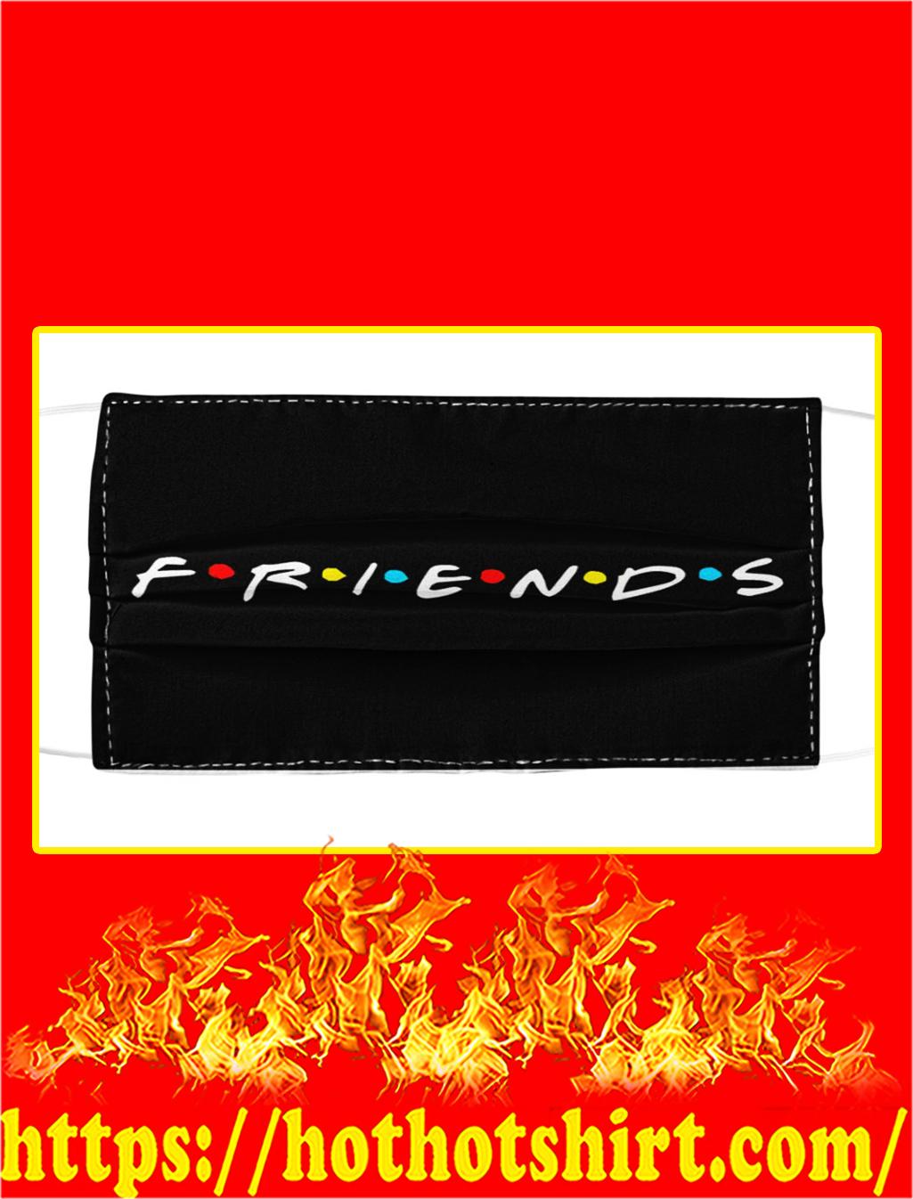 Friends Tv Show Cloth Face Mask