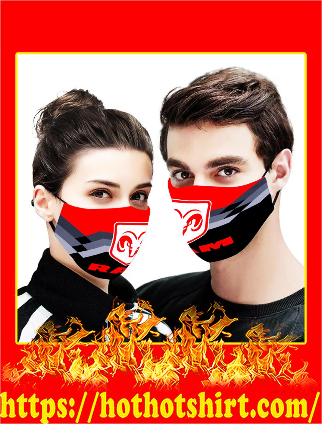 RAM 3d face mask- pic 1