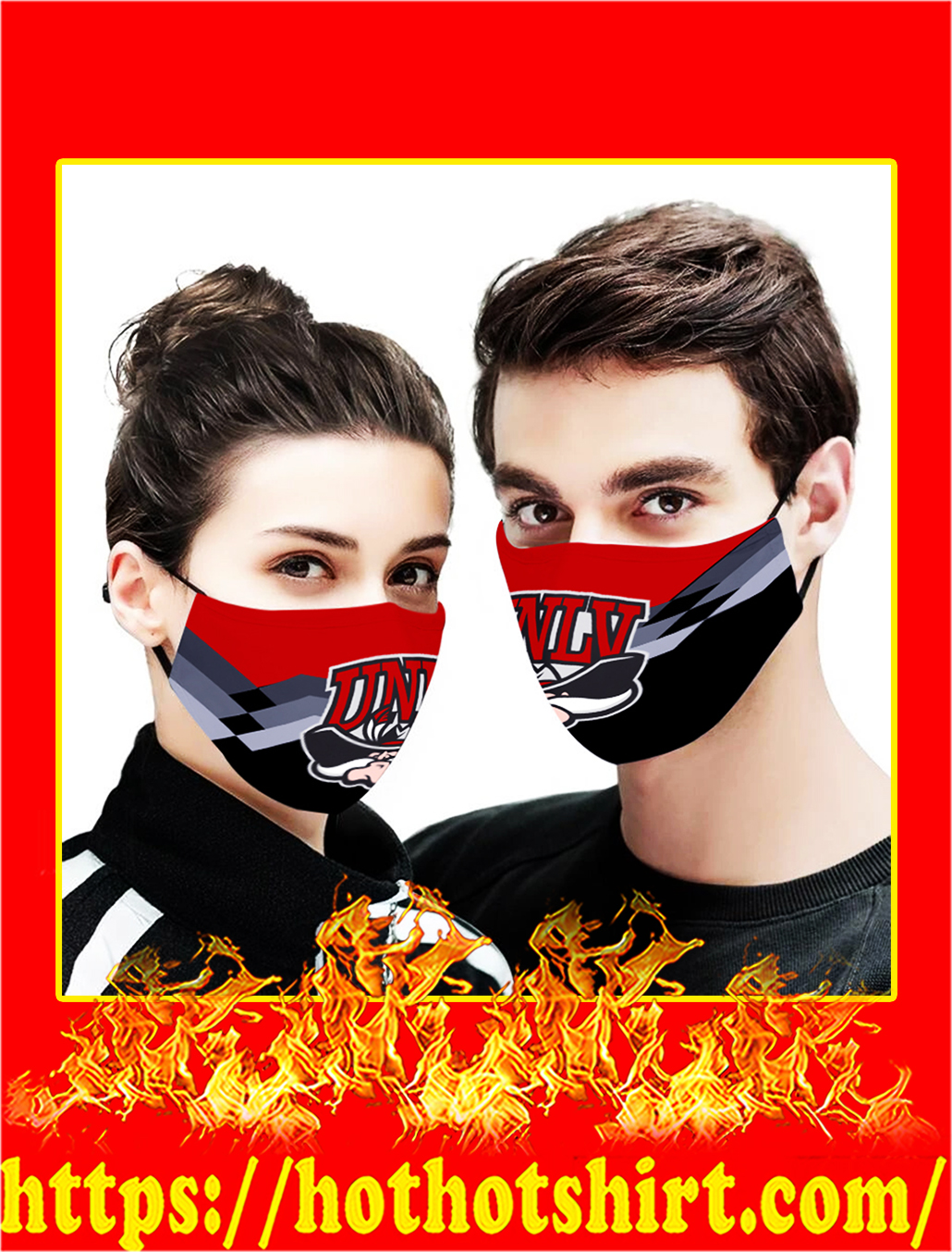 Renault Clio 3d face mask- pic 1