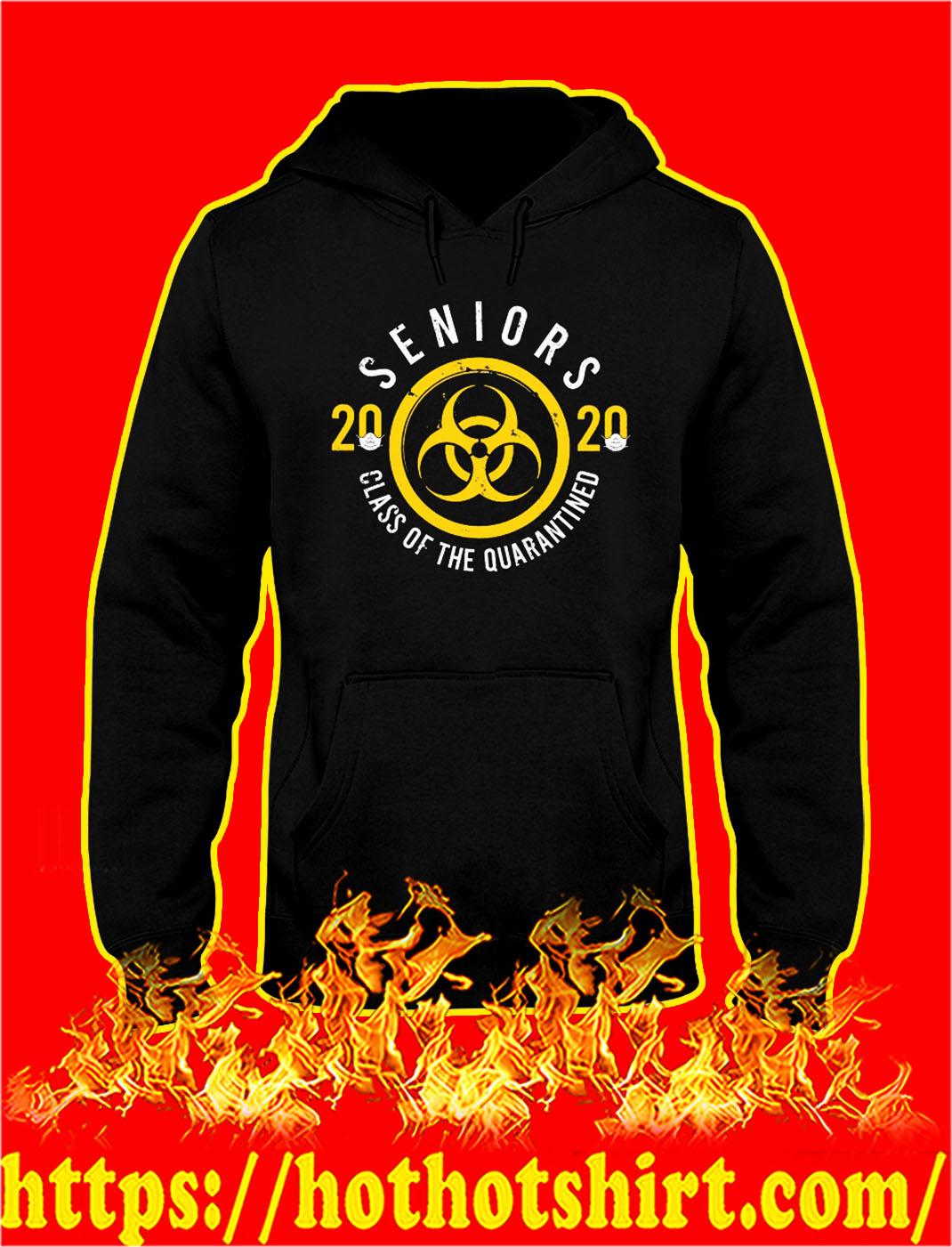 Seniors 2020 class of the quarantined hoodie