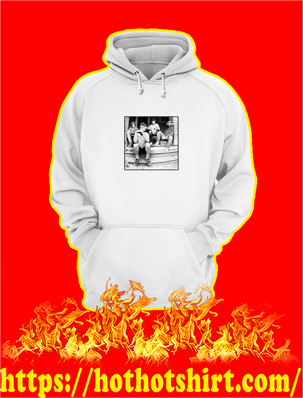 The Golden Girls Salad Days hoodie