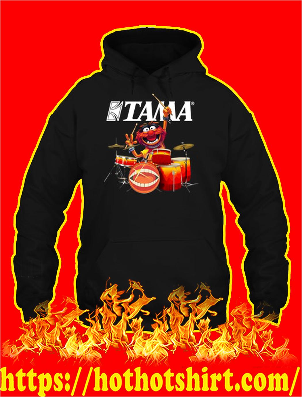 Animal muppet tama drums hoodie