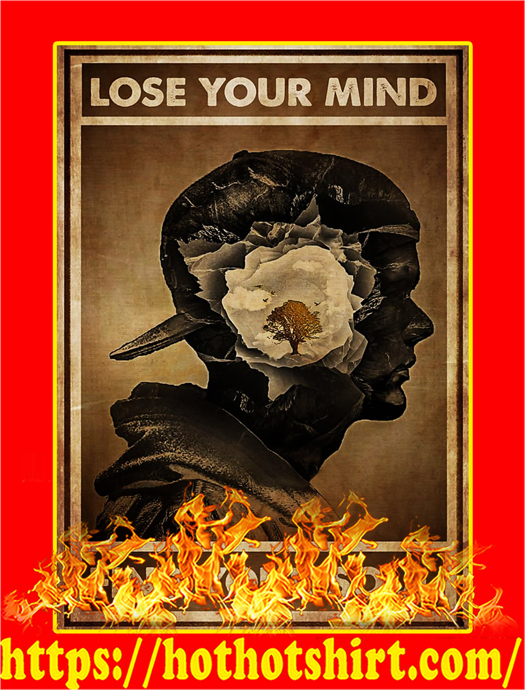 Avicii Lose your mind find your soul poster