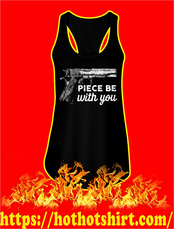 Gun piece be with you tank top